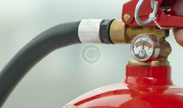 Feuerlöscher Überprüfung