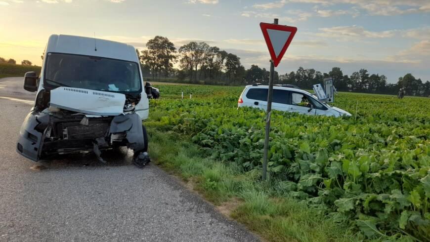 Verkehrsunfall Bichlwimmerstrasse